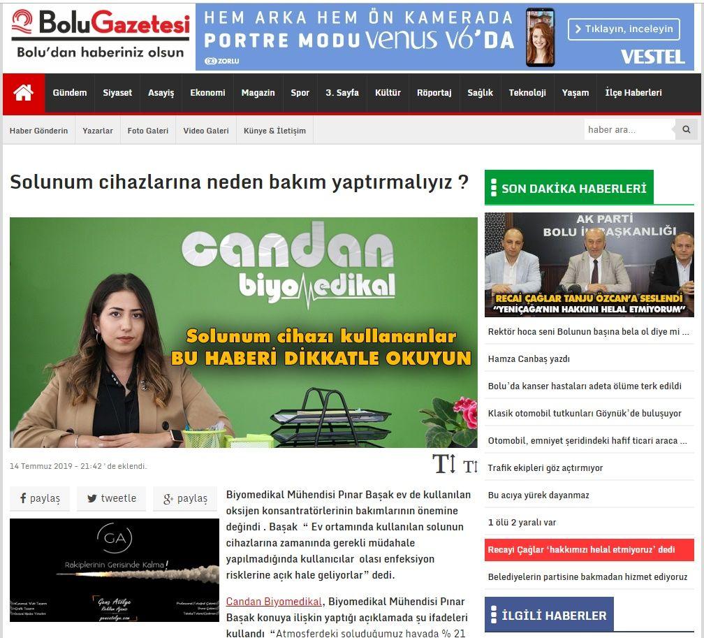 Bolu Gazetesi